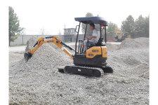 HT20-7微型挖掘机