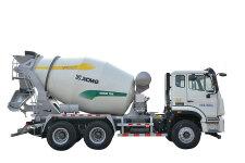 徐工XSC3303混凝土攪拌運輸車整機視圖46640