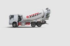 豪沃-国五-TZ5257GJBZC4E1-285混凝土搅拌车