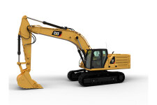卡特彼勒新一代Cat336GC液压挖掘机整机视图47061