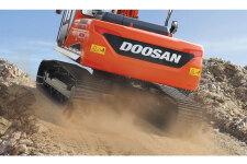 斗山DX230LC-9C履带挖掘机局部细节47190