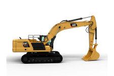 卡特彼勒新一代Cat336GC液压挖掘机整机视图47318