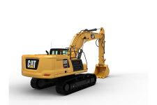 卡特彼勒新一代Cat336GC液压挖掘机整机视图47319