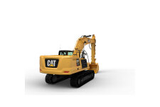 卡特彼勒新一代Cat336GC液压挖掘机整机视图47320