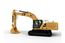 卡特彼勒新一代Cat336GC液压挖掘机整机视图47321