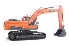 斗山DX230LC-9C履带挖掘机整机视图47372
