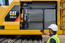 卡特彼勒新一代Cat345GC液压挖掘机局部细节47377