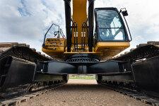 卡特彼勒新一代Cat345GC液压挖掘机局部细节47380