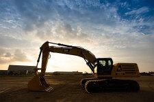 卡特彼勒新一代Cat345GC液压挖掘机整机视图47381