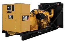 C32(60 赫兹)柴油发电机