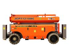 JCPT1418DC自行走剪叉式高空作业平台