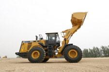 山工SEM680D 轮式装载机整机视图48010