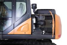 凯斯CX130C 履带挖掘机局部细节全部图片
