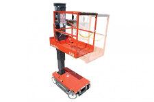 SJ16自行柱式垂直升降高空作业平台