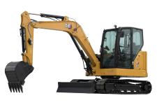 卡特彼勒新一代Cat 306液压挖掘机整机视图48641