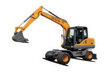 CRT75W 轮式挖掘机