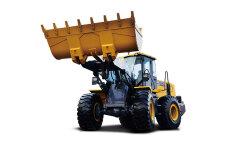 徐工LW500FV 燃油型装载机整机视图全部图片