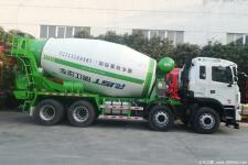 江淮 格尔发K3W 310马力 8X4 7.4方混凝土搅拌车(WL5250GJBHFC41)