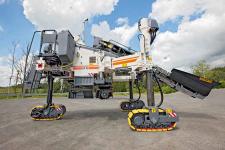 维特根SP 15型滑模摊铺机整机视图49372