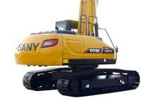 三一SY215C中型液压挖掘机局部细节49879