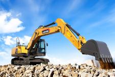 雷沃FR200E2 挖掘机施工现场全部图片