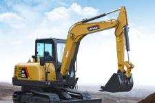 雷沃FR65E2 挖掘机施工现场51086