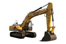 雷沃FR370E2-HD 挖掘机整机视图全部图片