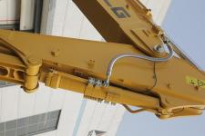 临工E6500F履带挖掘机局部细节全部图片