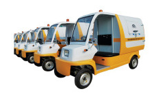 YK500电动垃圾清运车
