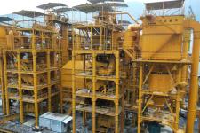 鐵建重工LZS100機制砂成套裝備