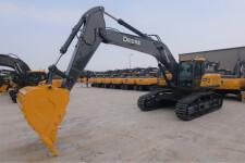 约翰迪尔E400LC履带挖掘机整机视图全部图片