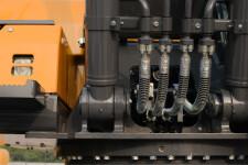 约翰迪尔E210LC履带挖掘机局部细节全部图片