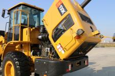 成工CG930K轮式装载机局部细节51982
