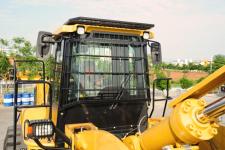 成工CG990K轮式装载机局部细节52006