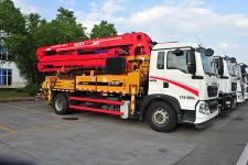 三一SYM5180THBES 30C-8混凝土泵车整机视图52784