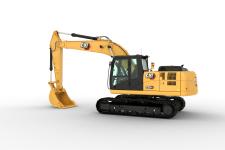 卡特彼勒Cat320GX液压挖掘机整机视图52982