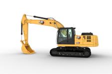 卡特彼勒Cat320GX液压挖掘机整机视图52984