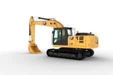 卡特彼勒Cat323GX液压挖掘机整机视图53018