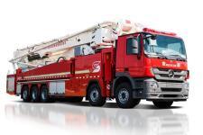 SYM5510JXFJP62 62米举高喷射消防车