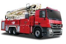 SYM5333JXFJP38 38米举高喷射消防车