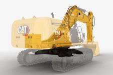 卡特彼勒Cat374液压挖掘机局部细节53339