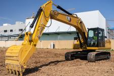 卡特彼勒Cat320GX液压挖掘机施工现场53807