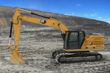 卡特彼勒Cat323GC挖掘机施工现场53817