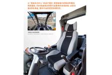 斗山DX150W-9C轮式挖掘机局部细节54143