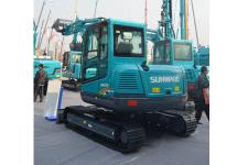 山河智能SWE70E履带挖掘机整机视图54170