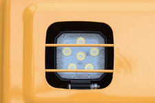 现代R215VS履带挖掘机局部细节54303