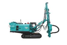 SWDE120B-3钻臂式潜孔钻机