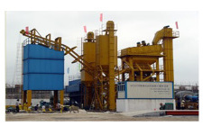 QB160强制式沥青混凝土搅拌设备