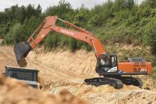 日立ZX360H-5A(Pro)履帶挖掘機