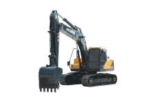 现代R215VS履带挖掘机整机视图58199